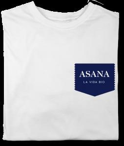 Camiseta Asana