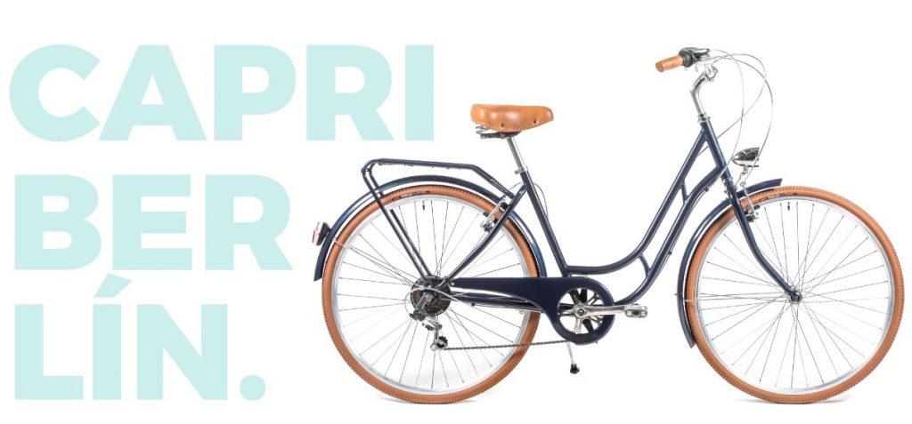 Bicicleta Capri Asana