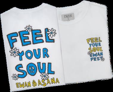 Camiseta yogui