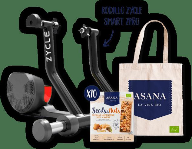 Premio pack pedalea
